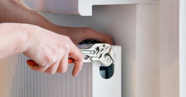 comment purger un radiateur?   sosteam